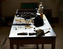 Where They Create 'Emily Ferretti' by Paul Barbera