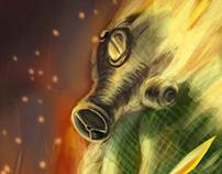 Mask Fire