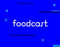 Foodcast — brand identity