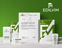 "Logo and identity for pump manufacturer ""Edelvim"""