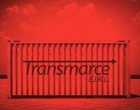 Branding Transmarce Carga Pesada
