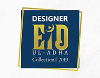 EID typography, logo Design