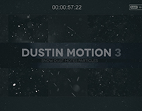 Dust in Motion 3 - Dust, Motes, Particles
