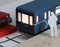 Train-lamp