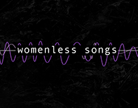 Womenless Songs