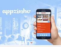 Appzinho Responsive Website