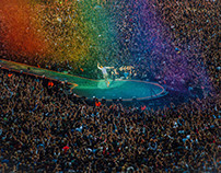 Coldplay: A Head Full of Dreams tour.