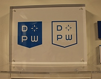 Framingham Department of Public Works Branding