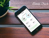 UI/UX for Raxel Drive App