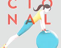 Funcional poster