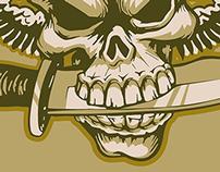 Skulls and Daggers