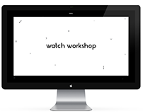 "Watch Workshop ""Mr.Clock"""
