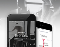 Evented multistream app