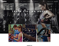 Tribeca fitness website