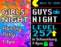 Girls Night + Guys Night