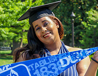Adriana Parker Graduation Photos