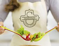 Sameera's Cooking Sensation - Brand Identity