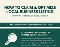 How to Claim & Optimize Local Business Listing