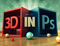 3D in Ps with Abozaid Designs (PART 1)
