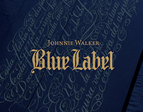 JOHNNIE WALKER BLUE LABEL CHRISTMAS SEASON 2017