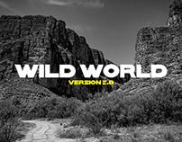 WILD WORLD V2.0 | Font
