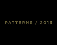 Patterns - 2016 /1