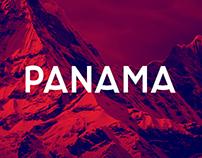 Panama /// Light Free Font
