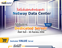 Promotion Dedicated Server