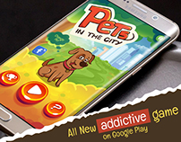 Pets in the city - Android Game