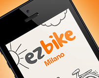 Application iPhone - Ezbike