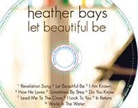 Album Artwork | Heather Bays, Let Beautiful Be