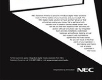 ADVERTISING: NEC Digital Cinema Solutions