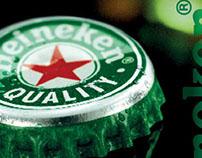 Heineken prints