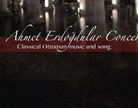 Concert Program Mockup