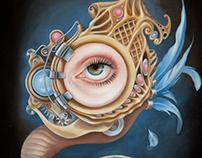 Heidi Taillefer creates Vignettes for Cirque du Soleil