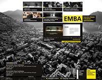 EMBA // web site