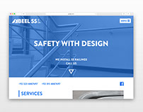 Abeel SS Co. ~ Web Project