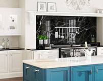 Burlington Kitchen // CGI