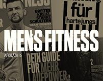 Men's Fitness Germany - April/2016