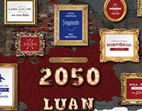 Lyric Video 2050 – Luan Santana
