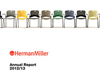 College Brief - Herman Miller Annual report