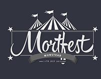 Mortfest 2015 Logo Design
