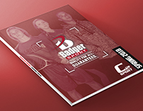 Badger Sport - Spring 2018 Cover