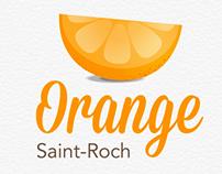 Orange Saint-Roch