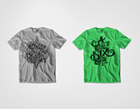 Umbro Graphic/Typographic Tees