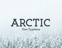 Arctic || Free Typeface