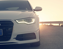 Audi A6 Land of quattro _ Commercial