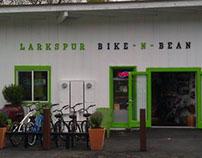 Larkspur Bike and Bean