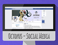 Octopus - Social Media