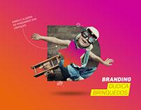 DUDICA BRINQUEDOS | BRANDING